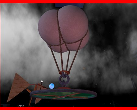 Madcow Cosmos - Air Balloon Platform