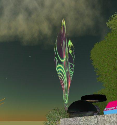 Plasma Pirouette