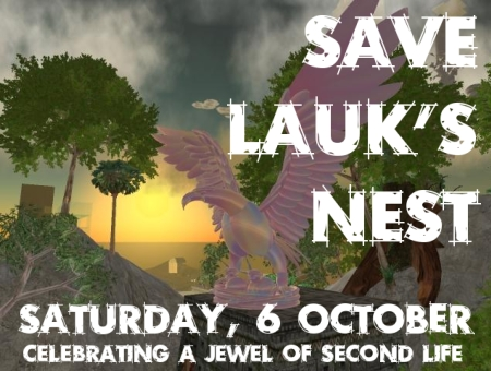 Save Lauk's Nest