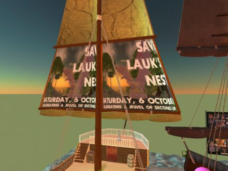 Drama Libre - Lauk's Nest support1