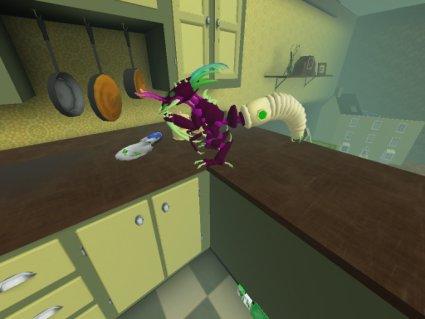 I R in UR Kitchen Eatin' UR Sugar