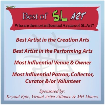 Best of SL Art - Cover
