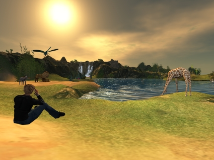 Walkabout in Virtual Africa